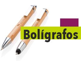 regalos para ferias y congresos bolígrafos