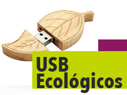 merchandising ecologico usb