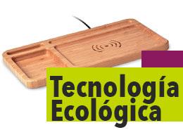 merchandising ecologico tecnologia