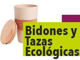 merchandising ecológico vaso