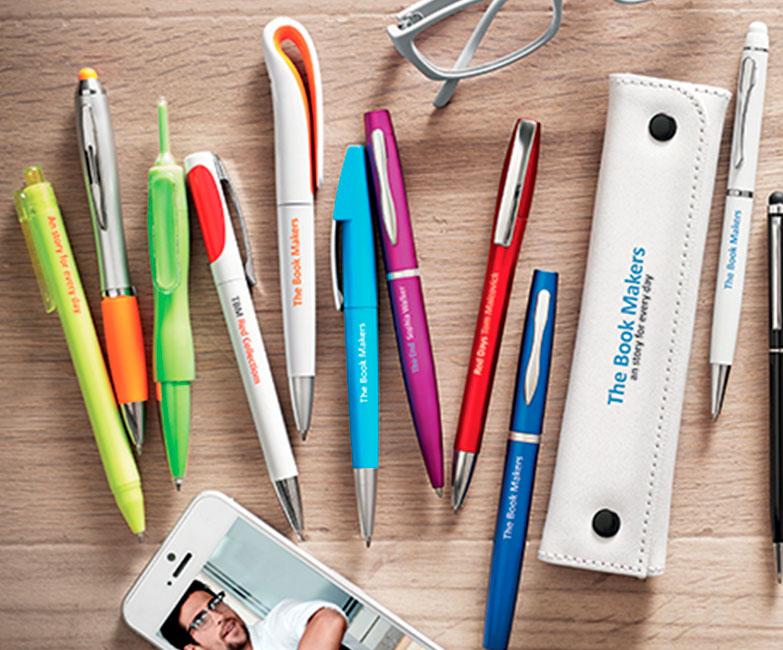 bolígrafos personalizados baratos