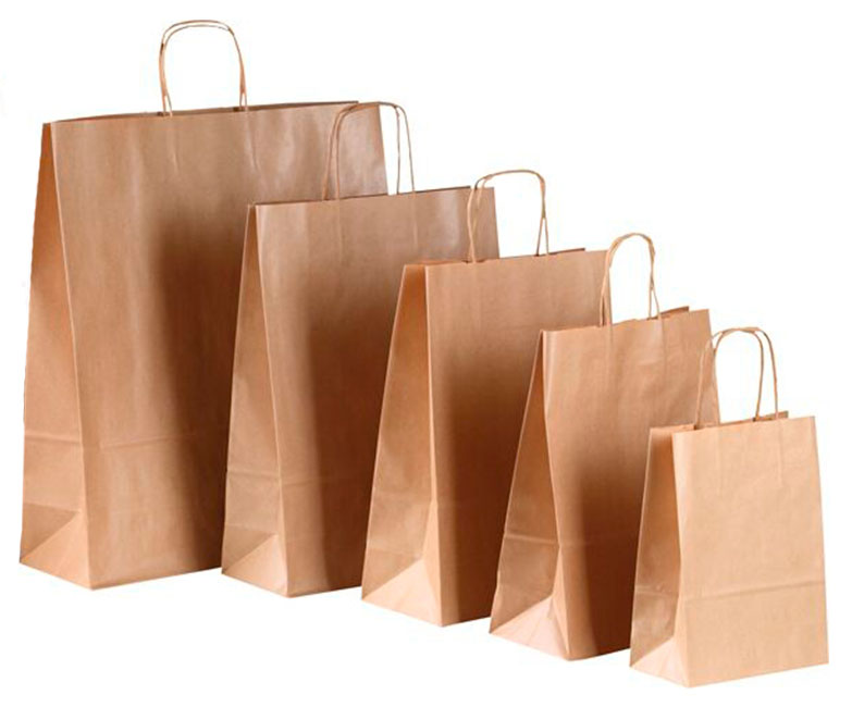 bolsas de papel personalizadas con tu logo