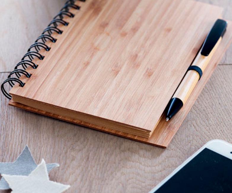 cuadernos personalizados para tus clientes