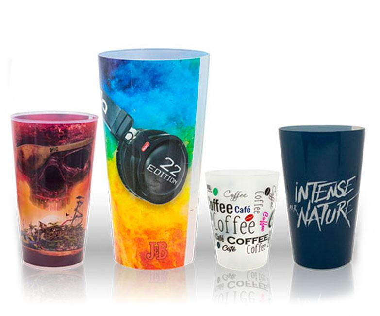 vasos personalizados para eventos y empresas